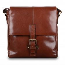 Сумка Ashwood Leather Murphy Chestnut Brown