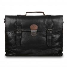 Cумка Ashwood Leather  4554 Black