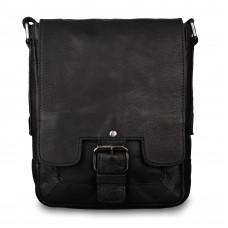 Сумка-планшет Ashwood Leather 8341 Black