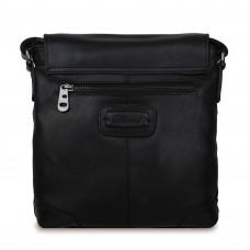 Сумка Ashwood Leather Jack Black