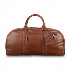 Дорожная сумка Ashwood Leather M-58 Tan