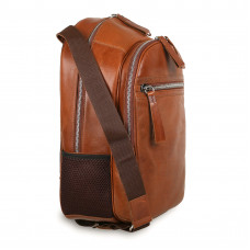 Рюкзак Ashwood Leather 1663 Chestnut