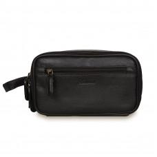Несессер Ashwood Leather 2080 Dark Brown