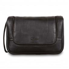 Несессер Ashwood Leather 89145 Dark Brown