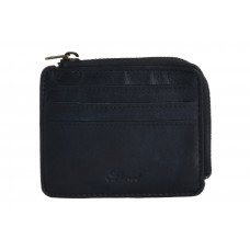 Бумажник Ashwood Leather 1364 Navy