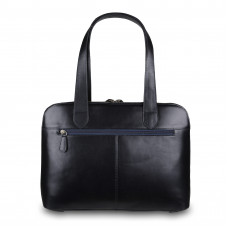 Женская сумка Ashwood Leather V-22 Navy