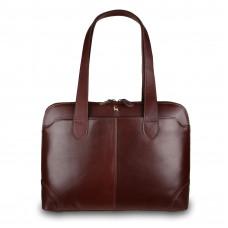 Женская сумка Ashwood Leather V-22 Chestnut