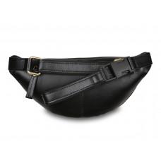 Сумка на пояс Ashwood Leather  V-32 Black