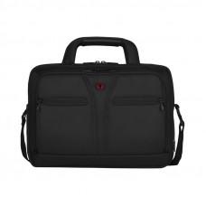 Портфель WENGER для ноутбука 14-16'', черный, баллистический нейлон, 40 x 16 x 29 см, 11 л