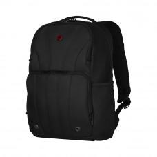 Рюкзак для ноутбука 12-14'' WENGER, черный, полиэстер, 30x18x45 см, 18 л