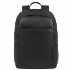 Рюкзак Piquadro CA4762B3/N большой кожаный черный