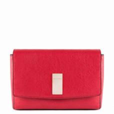 Женская сумка-клатч со съемным плечевым ремешком Piquadro PP5292DFR/R красная