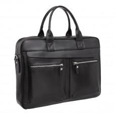 Деловая сумка Akerman Black
