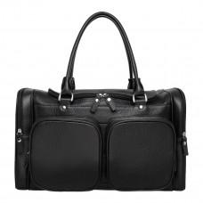 Дорожно-спортивная сумка Barclay Black