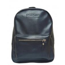 Женский кожаный рюкзак Anzolla blue (арт. 3040-19)