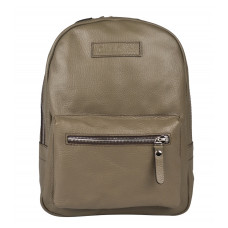 Женский кожаный рюкзак Anzolla cappuccino (арт.  3040-04)