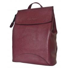 Женская сумка-рюкзак Antessio burgundy (арт. 3041-09)