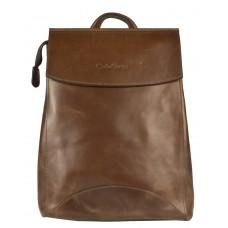 Женская сумка-рюкзак Antessio brown (арт. 3041-02)