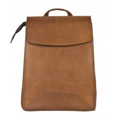 Женская сумка-рюкзак Antessio brown (арт. 3041-16)
