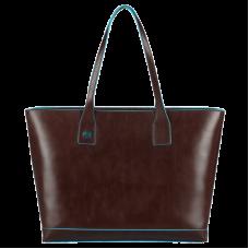 Женская сумка Piquadro BD3336B2/MO коричневая