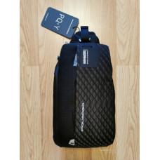 Рюкзак с одной лямкой Piquadro CA5117PQY/N черный