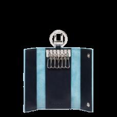 Ключница Piquadro Blue Square PC1514B2/R красный натур.кожа