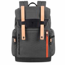 Рюкзак Piquadro CA4535BL/GR мужской серый