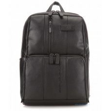 Бизнес-рюкзак кожаный Piquadro CA3214UB00/N черный