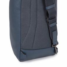 Рюкзак унисекс Piquadro Akron CA5107AO/N черный натур.кожа