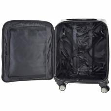 Дорожная сумка Piquadro BV3849B2/N кожаная черная
