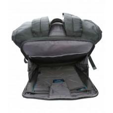 Рюкзак Piquadro Brief CA4533BR/N черный из натуральной кожи, ткани