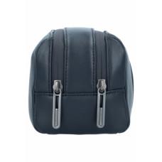 Кожаный несессер\косметичка Piquadro BY3880UB00/BLU синий