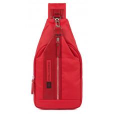 Рюкзак Piquadro Bios CA4536BIO/R красный нейлон