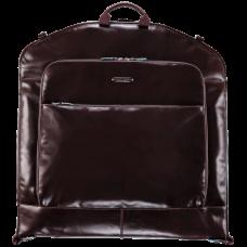 Портплед Piquadro PA1617B2/MO кожаный коричневый для переноски костюма