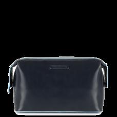 Несессер Piquadro BY3851B2/BLU2 для путешествий темно-синий