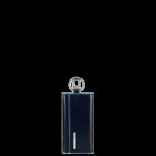 Ключница Piquadro PC1397B2/BLU2 темно-синяя