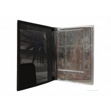 Обложка для автодокументов Piquadro PP5256B3/N черная