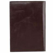Обложка для паспорта Piquadro PP5255B2/MO коричневая