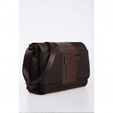 Сумка Piquadro BRIEF CA1592BR/TM темно-коричневый натур.кожа/ткань