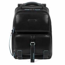 Бизнес-рюкзак Piquadro CA4894B2/N кожаный черный