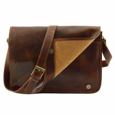 Messenger Double Brown