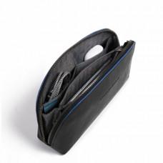Несессер Piquadro AC5470B2S/N кожаный черный